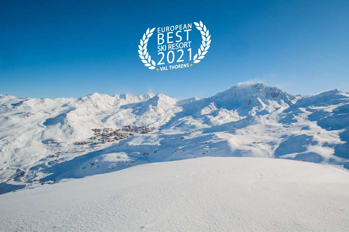 Val Thorens - European Best Ski Resorts 2020-2021