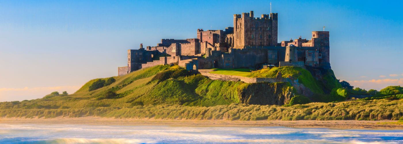 BEst castles in England