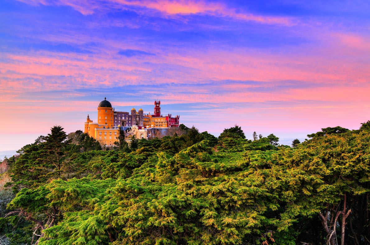 Best places to visit in Portugal - Sintra copyright  Sergiy Shcheblykin - European Best Destinations