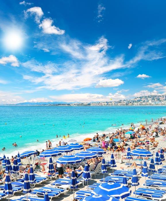 Nice-tourism-France
