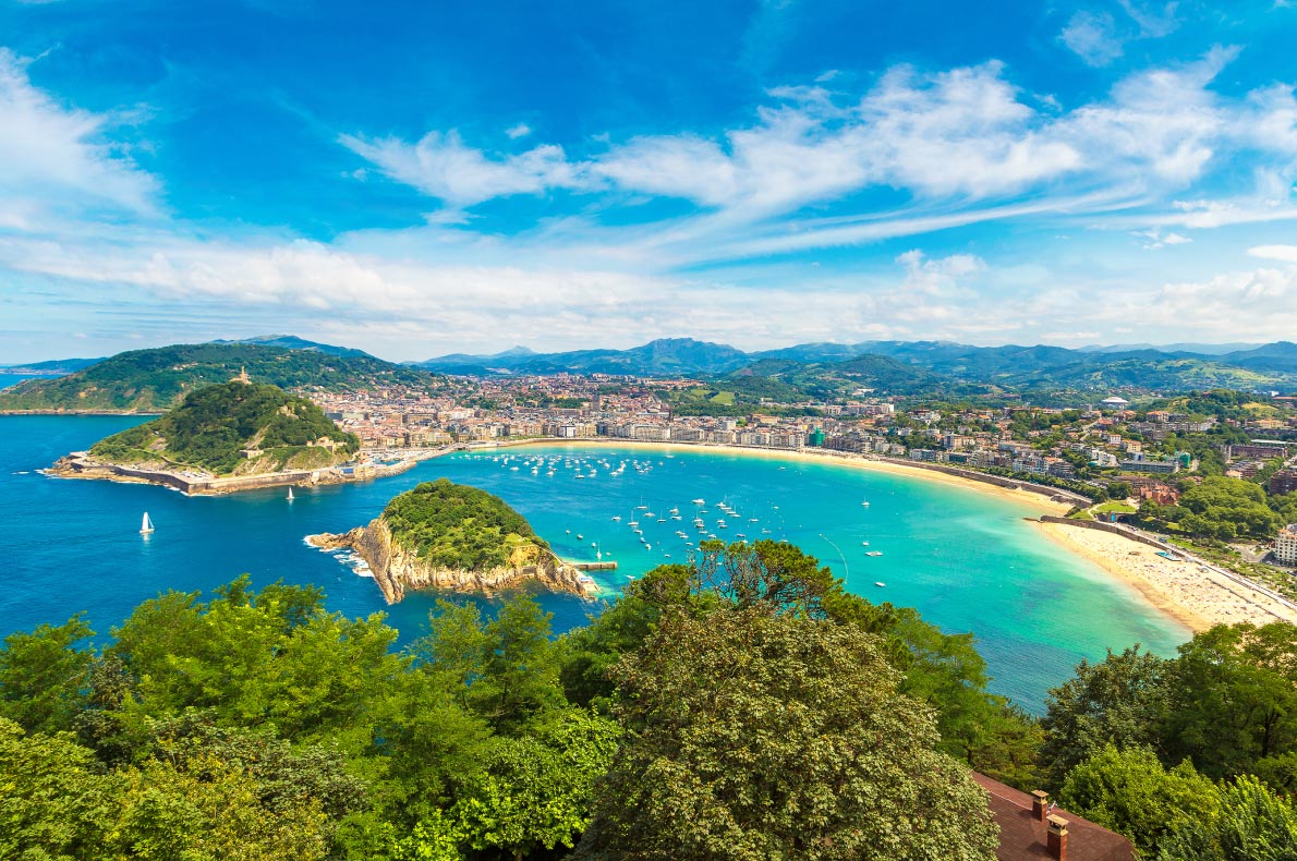 Leaving the USA - Best destinations to live in Europe for american expats - San Sebastian copyright  S-F