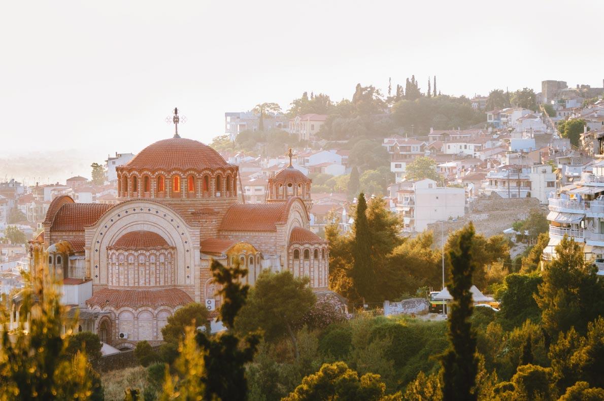 Best places to visit in Greece - Thessaloniki Copyright Andrei Bortnikau - European Best Destinations