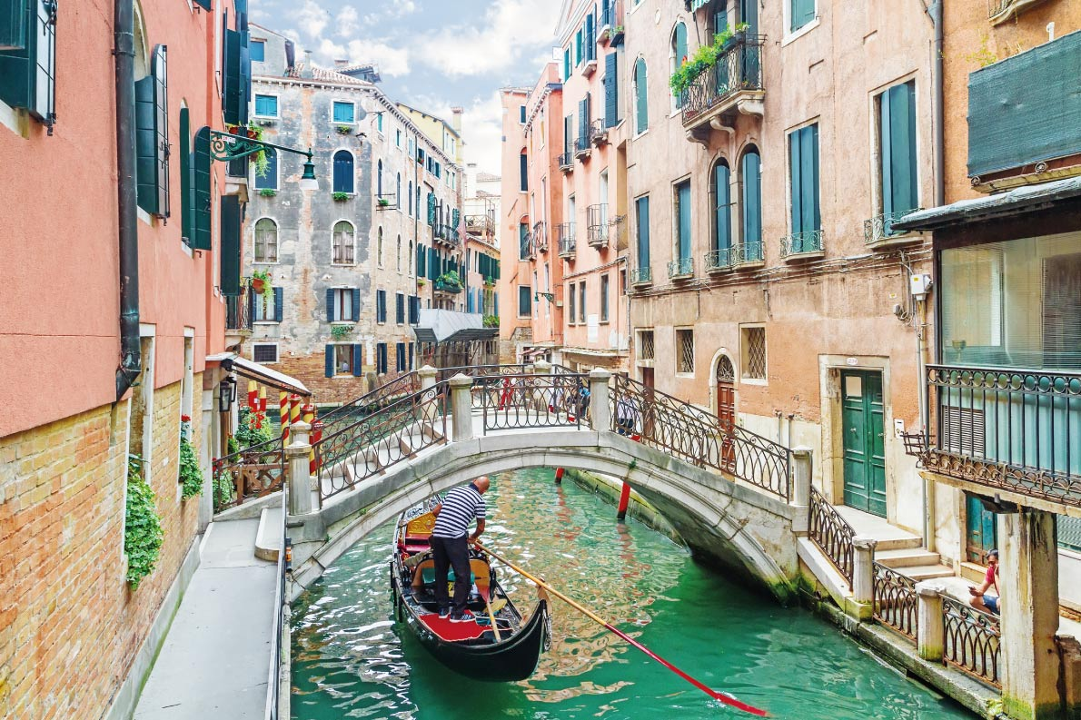 Best honeymoon destinations in Europe - Honeymoon destination Venice Copyright g215 - European Best Destinations