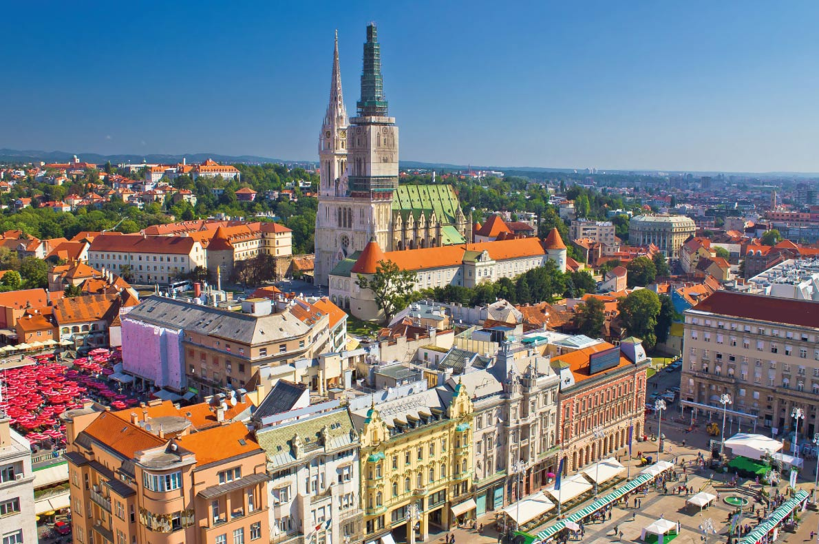 Zagreb - Best beer destinations in Europe - Copyright xbrchx  - European Best Destinations