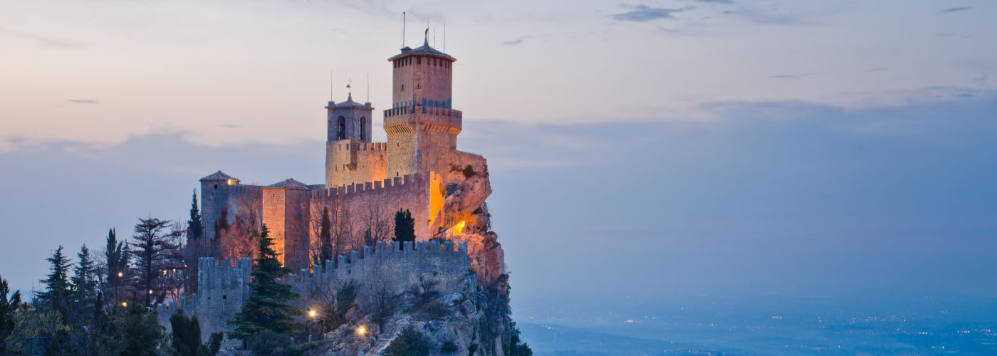 Best castles in Italy