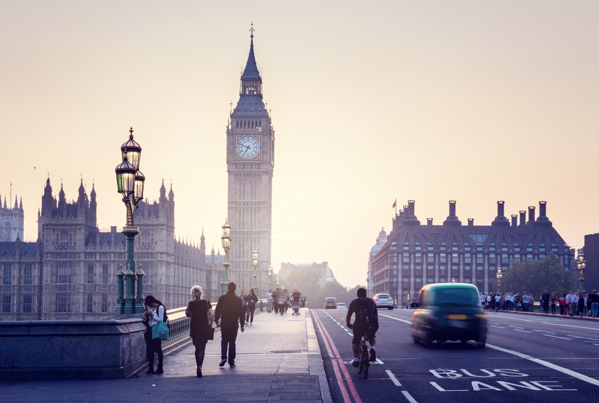 London - Best accessibility destinations in Europe - Copyright Iakov Kalinin - European Best Destinations