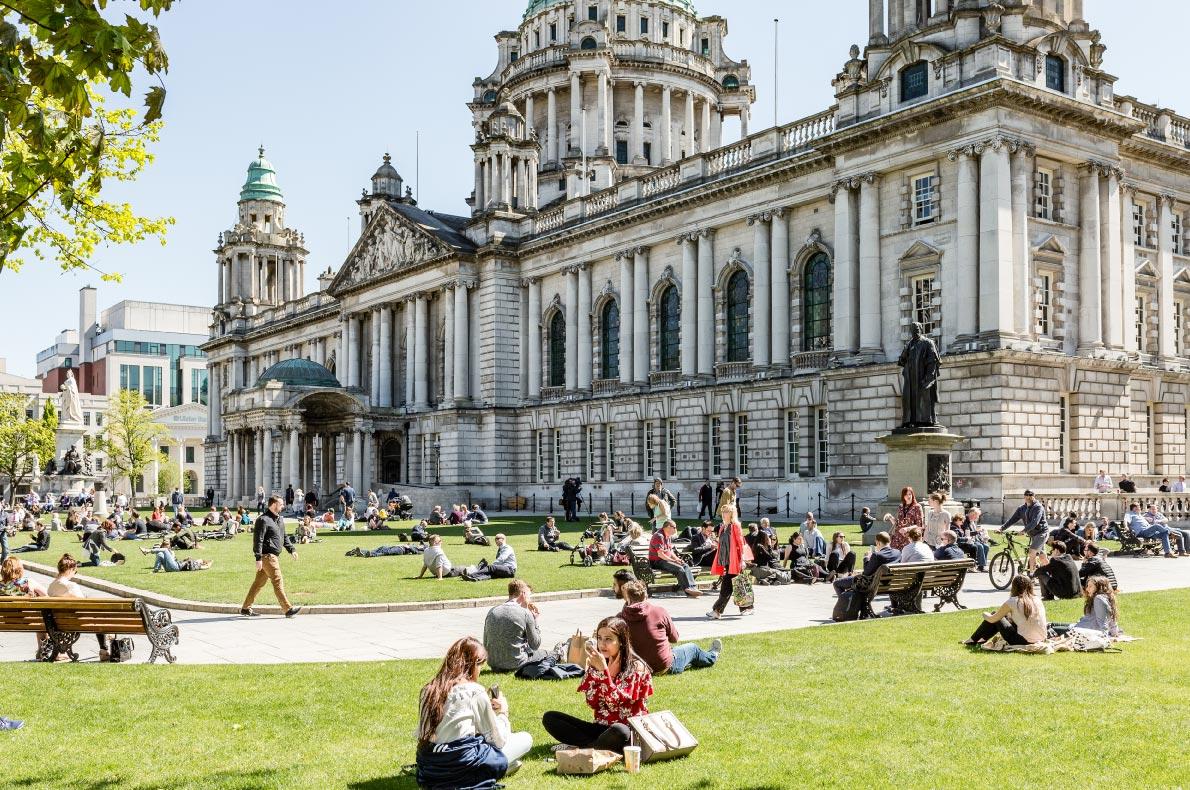Best places to visit in Ireland - Belfast - Copyright James Kennedy NI Shutterstock- European Best Destinations