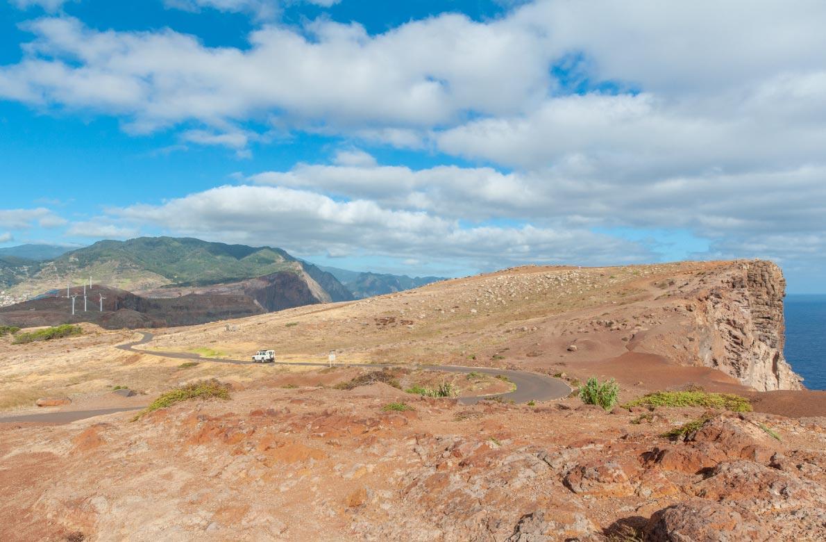 Ponta do Rosto Madeira