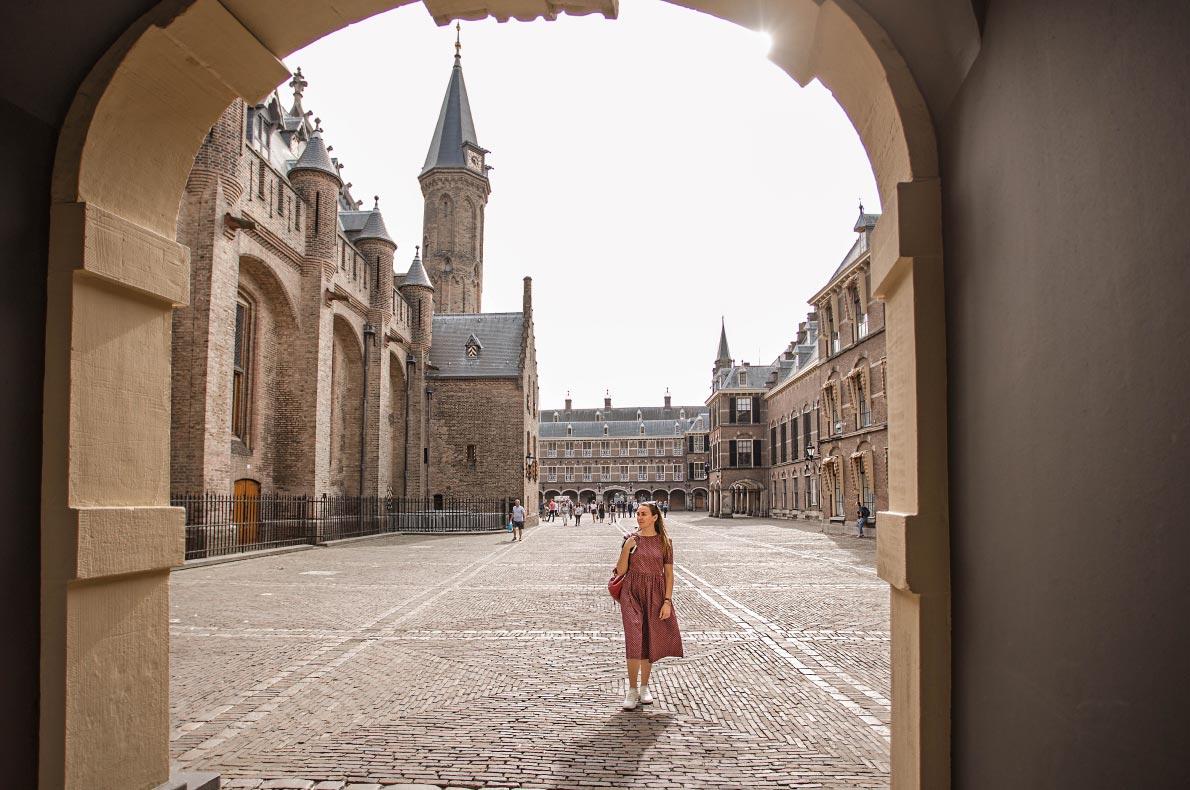 Best castles in The Netherlands - The Hague Castle  - Copyright Ale_Koziura- European Best Destinations