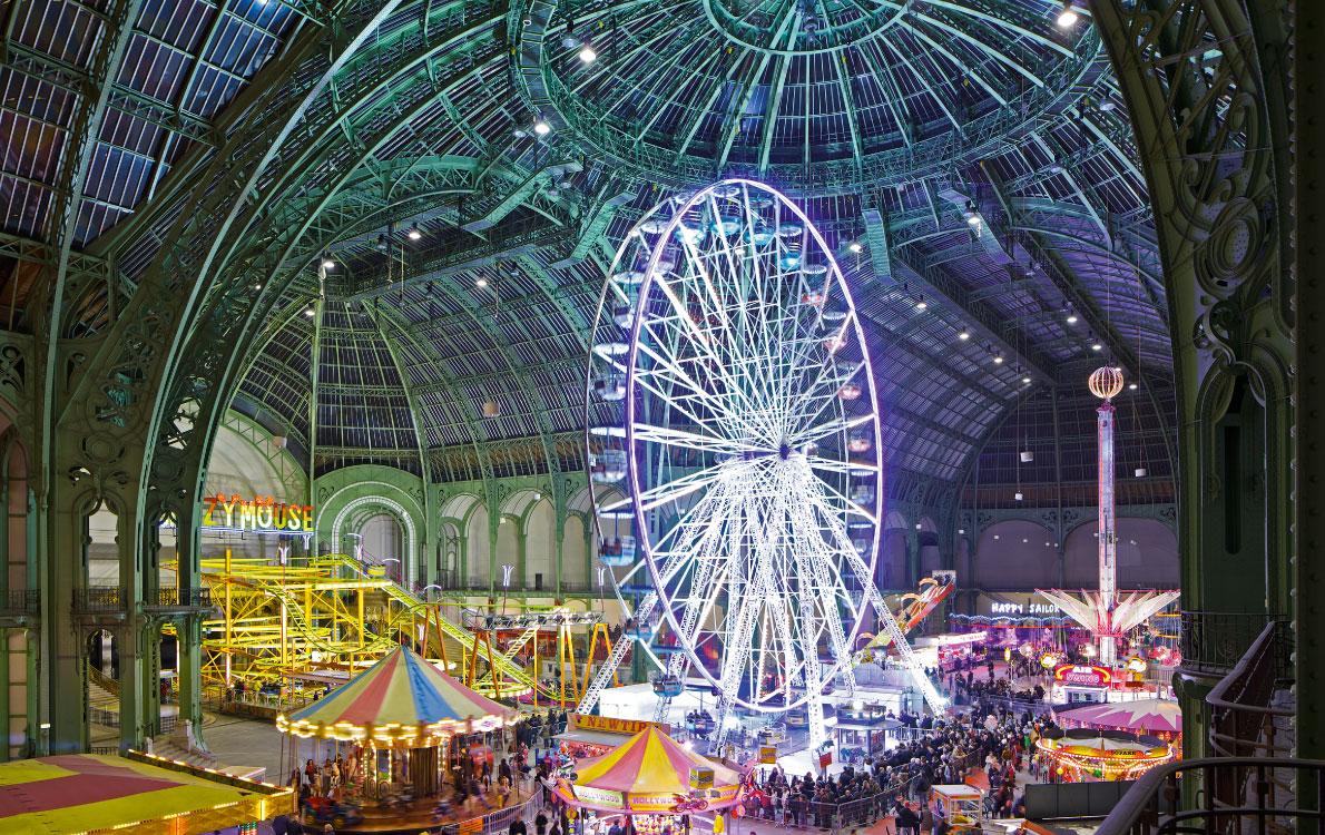 Best Christmas Market in France - Paris Christmas Market - Copyright Paris Info - European Best Destinations