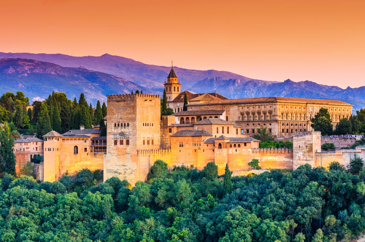 Best things to do in Spain - Alhambra  of Granada copyright  emperorcosar   - European Best Destinations
