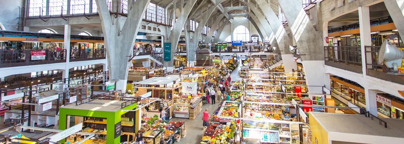 Market Hall wroclaw