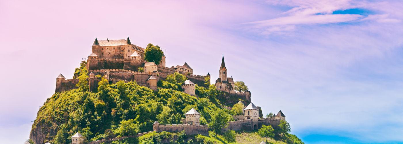 Best Castles in Austria