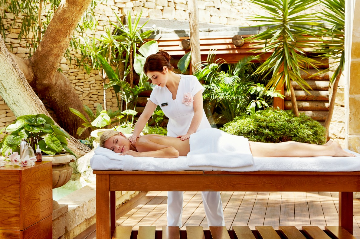 Corinthia Palace Hotel & Spa Malta - Best Wellness Hotels in Europe
