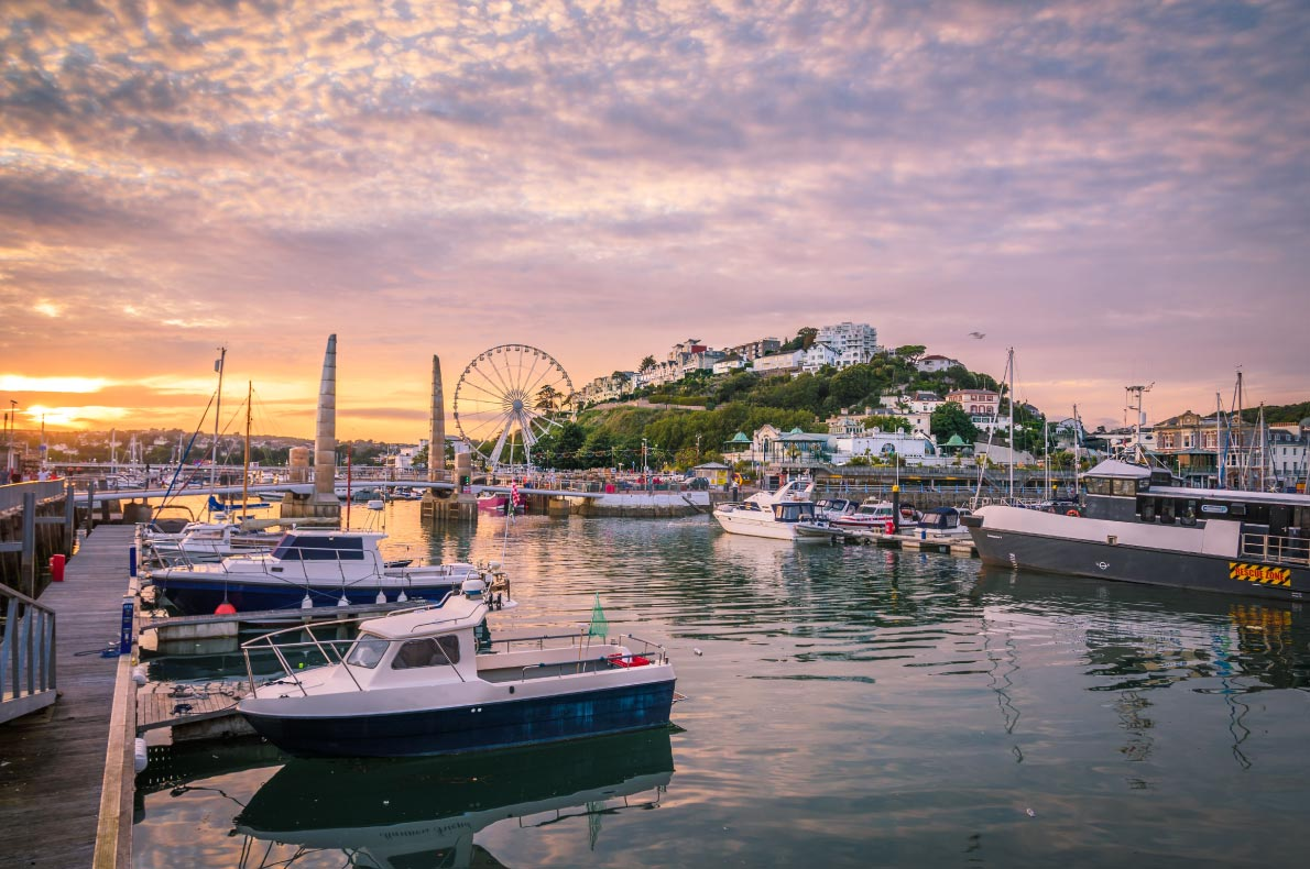 Best hidden gems in England - Torquay Copyright  Roberto La Rosa    - European Best Destinations