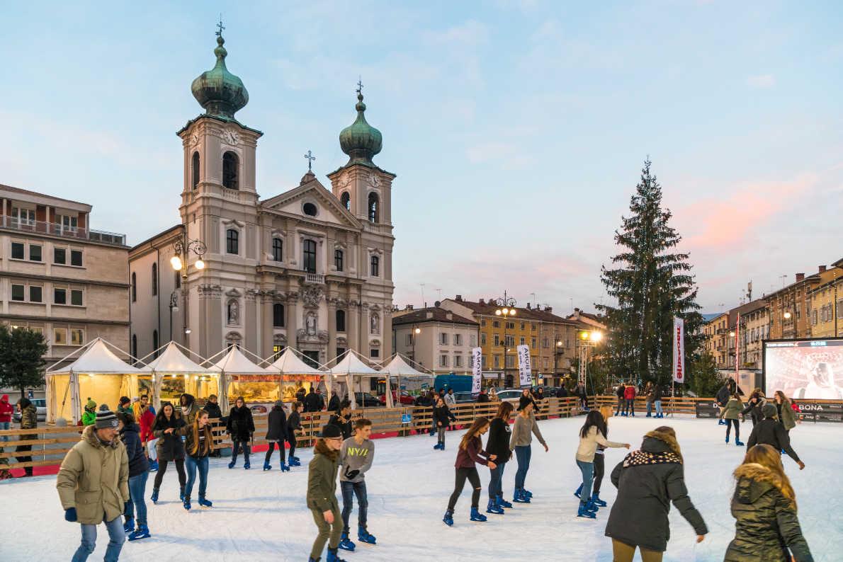Best Christmas Markets in Italy - Trieste Christmas Market - Copyright fabrice_gallina - European Best Destinations
