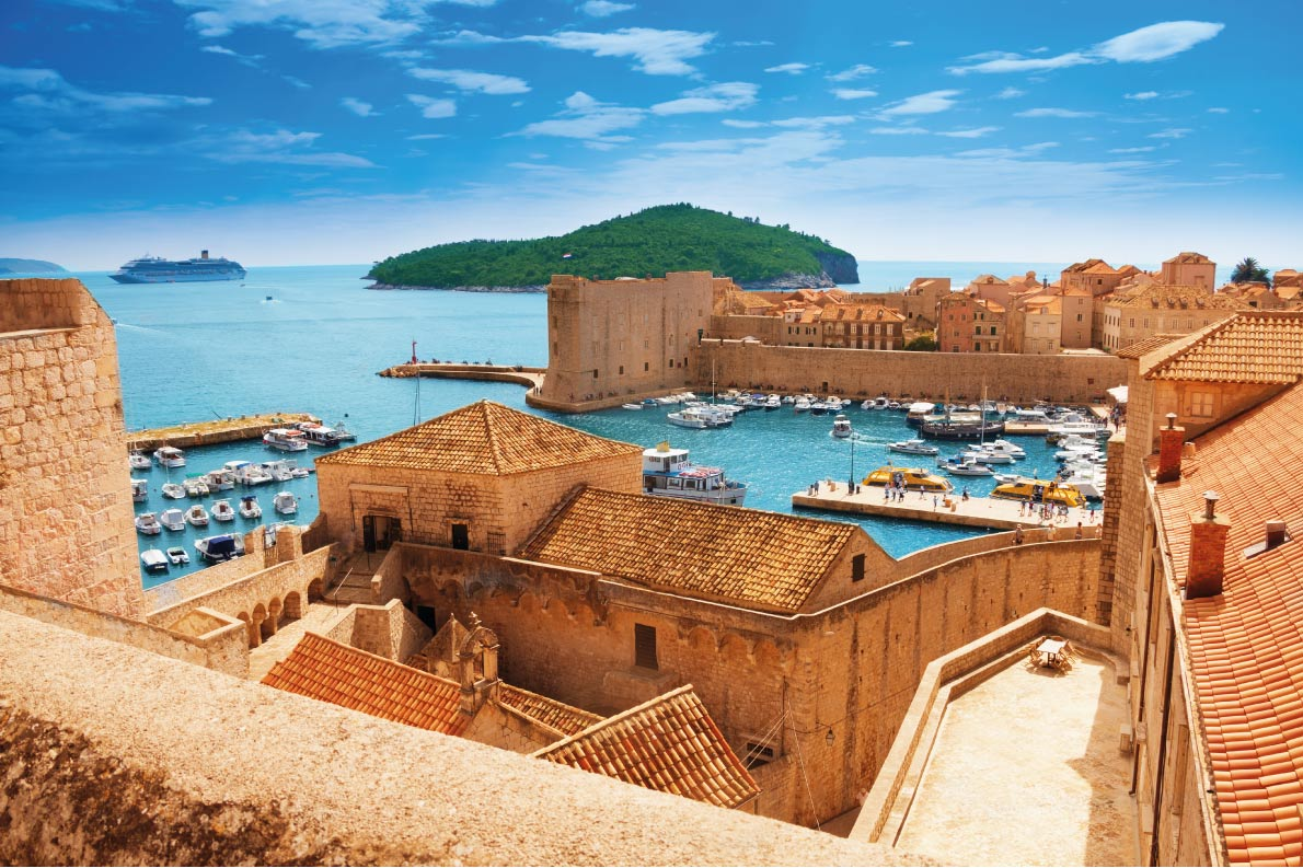Best honeymoon destinations in Europe - Honeymoon destination Dubrovnik Copyright Sergey Novikov  - European Best Destinations
