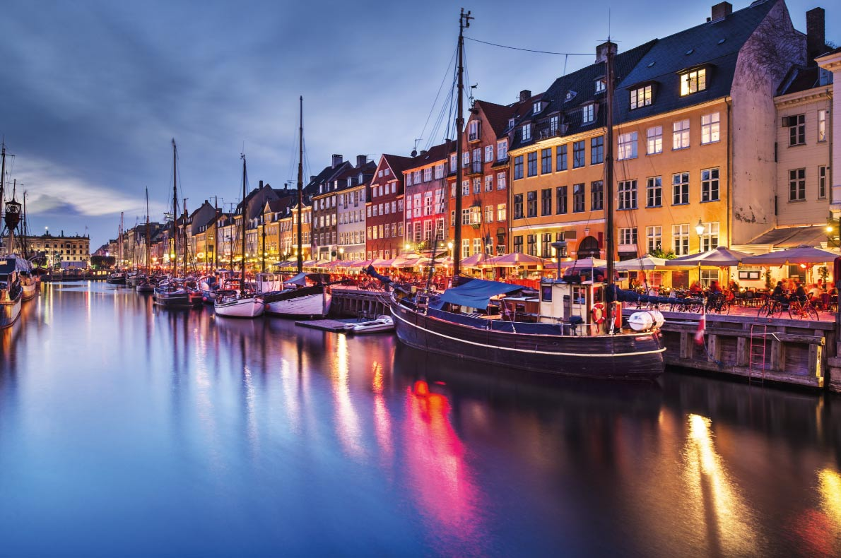 Copenhagen - Best beer destinations in Europe - Copyright Sean Pavone - European Best Destinations