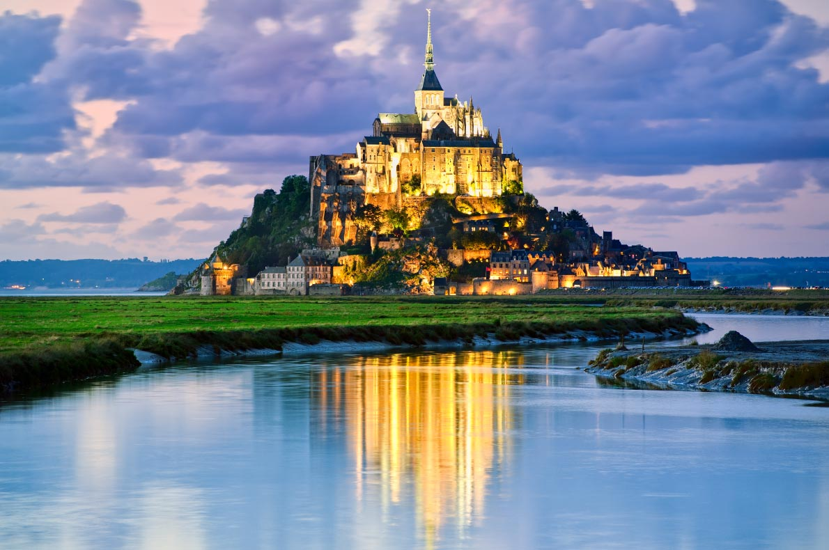 Best-things-to-do-in-Europe---Mont-Saint-Michel---Copyright-Boris-Stroujko