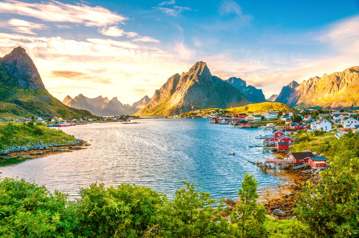 lofoten-islands-norway-best-destinations-2021