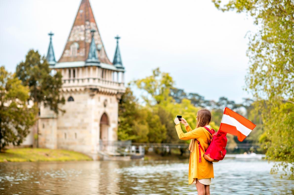 Best Castles in Austria - Laxenburg Water Castles  Copyright RossHelen - European Best Destinations