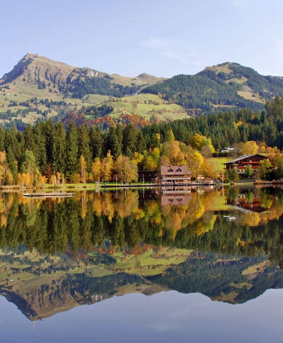 Kitzbuhel Austria Best Nature Destination