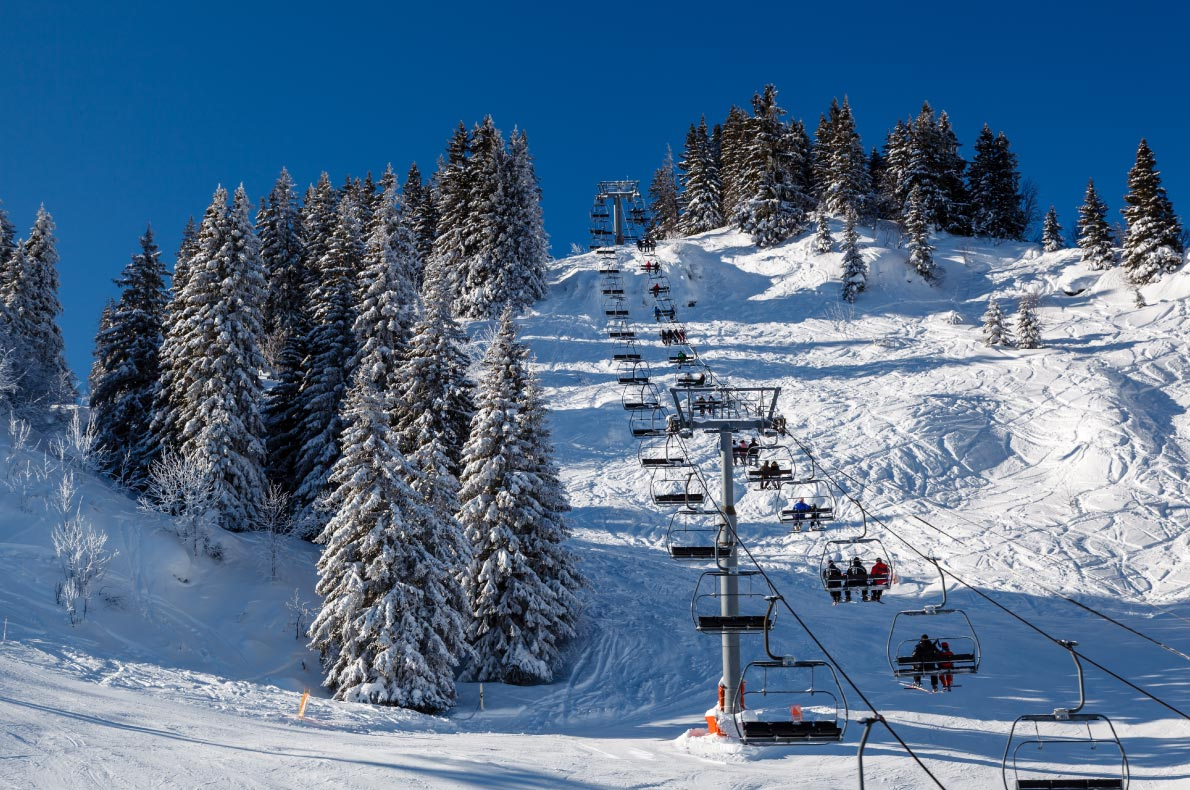 Best ski resorts in France - Mevège Copyright  ansharphoto - European Best Destinations