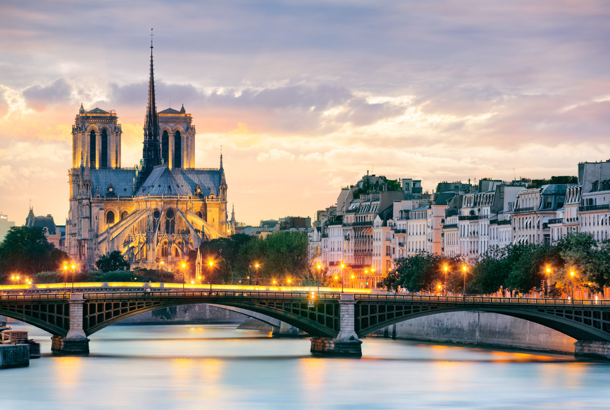 Paris - Best accessibility destinations in Europe - Copyright beboy  - European Best Destinations