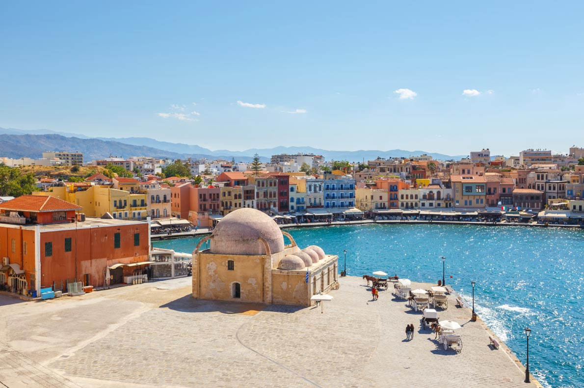 Best places to visit in Greece - Chania copyright  Dziewul - European Best Destinations