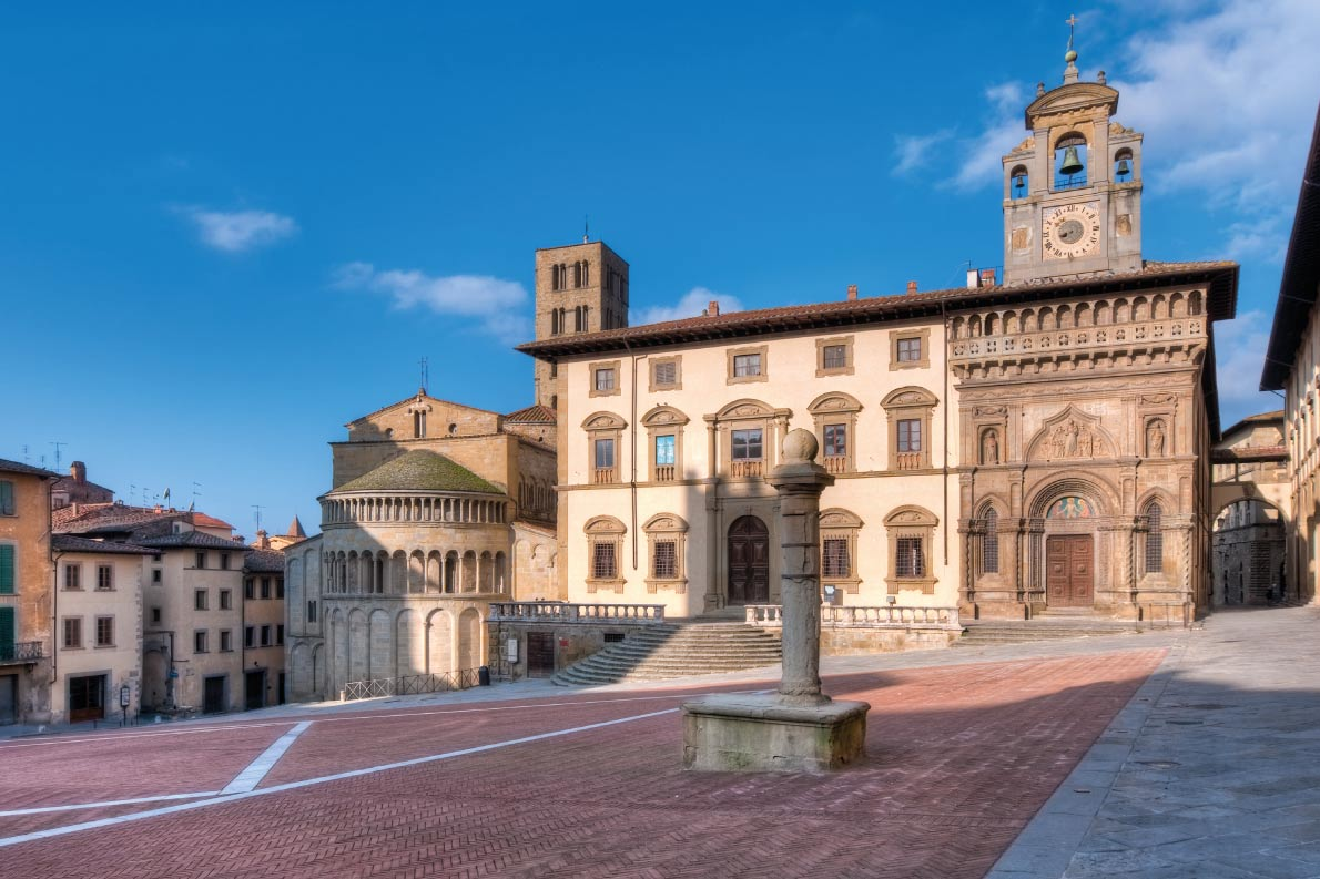 Arezzo - La vita e bella - Best movie locations in Europe - Copyright Michael Avory - European Best Destinations