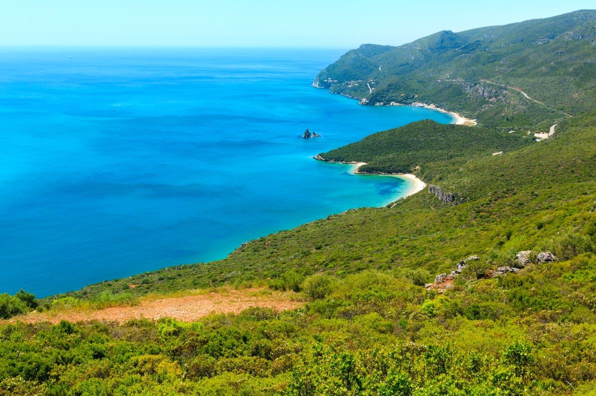 Nature wonders in Portugal - Arrabida Natural Park - Copyright  Landscape Nature Photo  - European Best Destinations