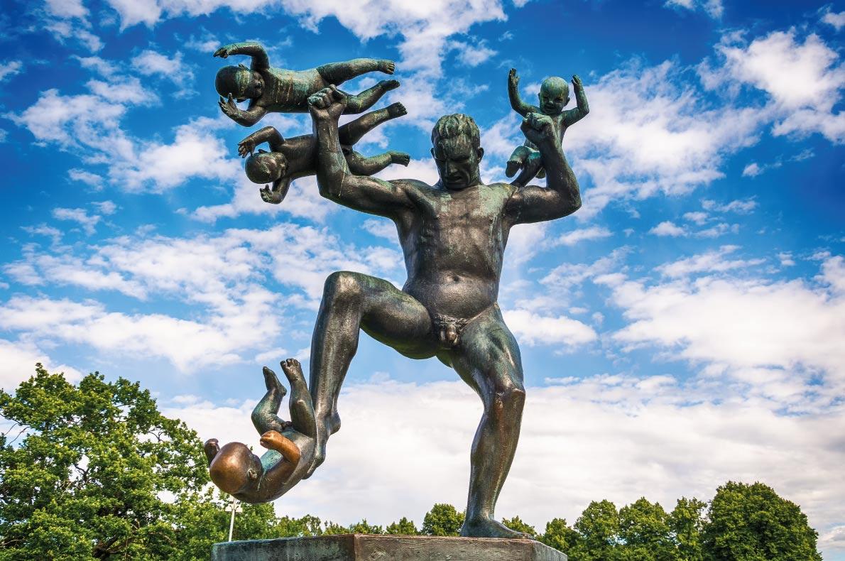 Quietest destinations in Europe - Oslo copyright  Nenad Nedomacki