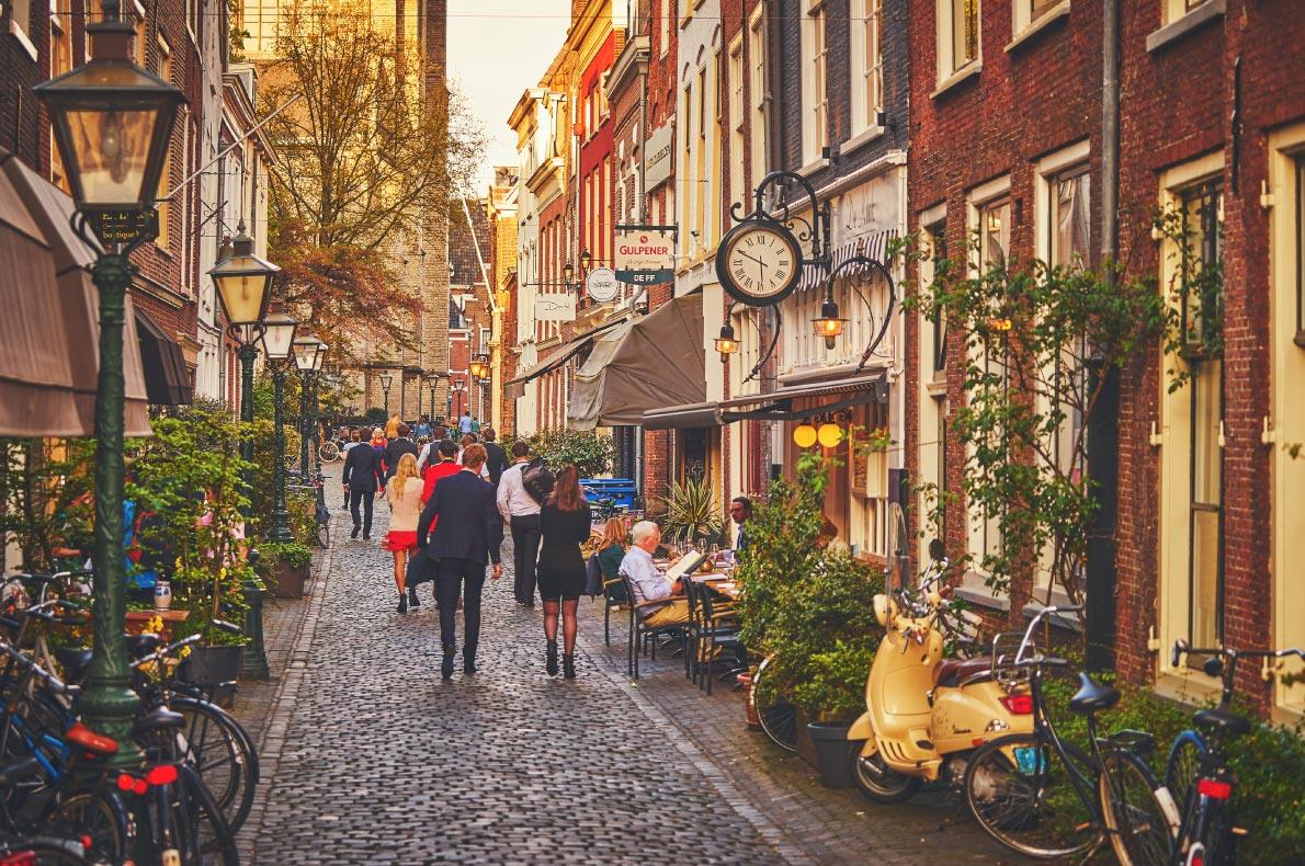 Best places to visit in the Netherlands - Leiden - Copyright Vladimir Zhoga - European Best Destinations