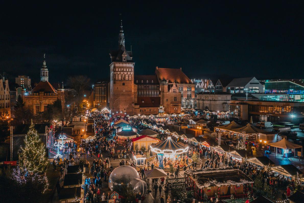 Best Christmas Markets in Poland - Gdansk Christmas Market -  European Best Destinations
