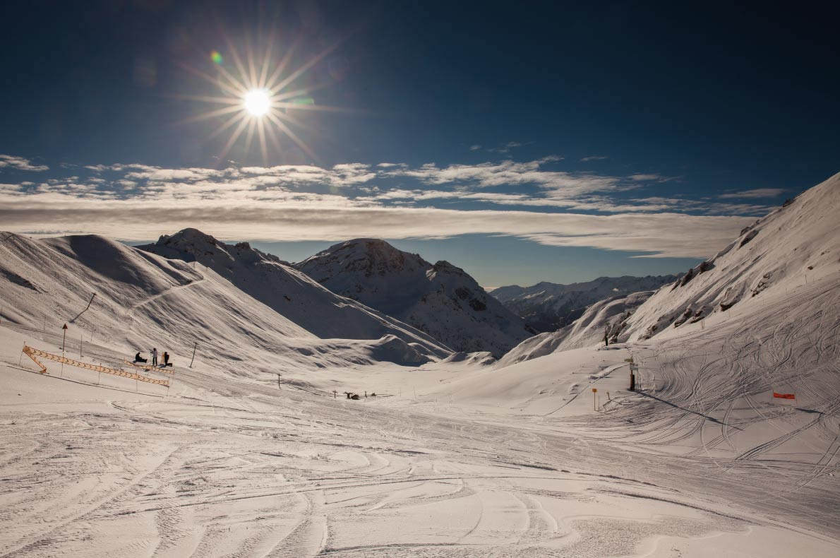 Cheapest Ski Resorts in Europe - Serre Chevalier - Copyright Angyalosi Beata - European Best Destinations