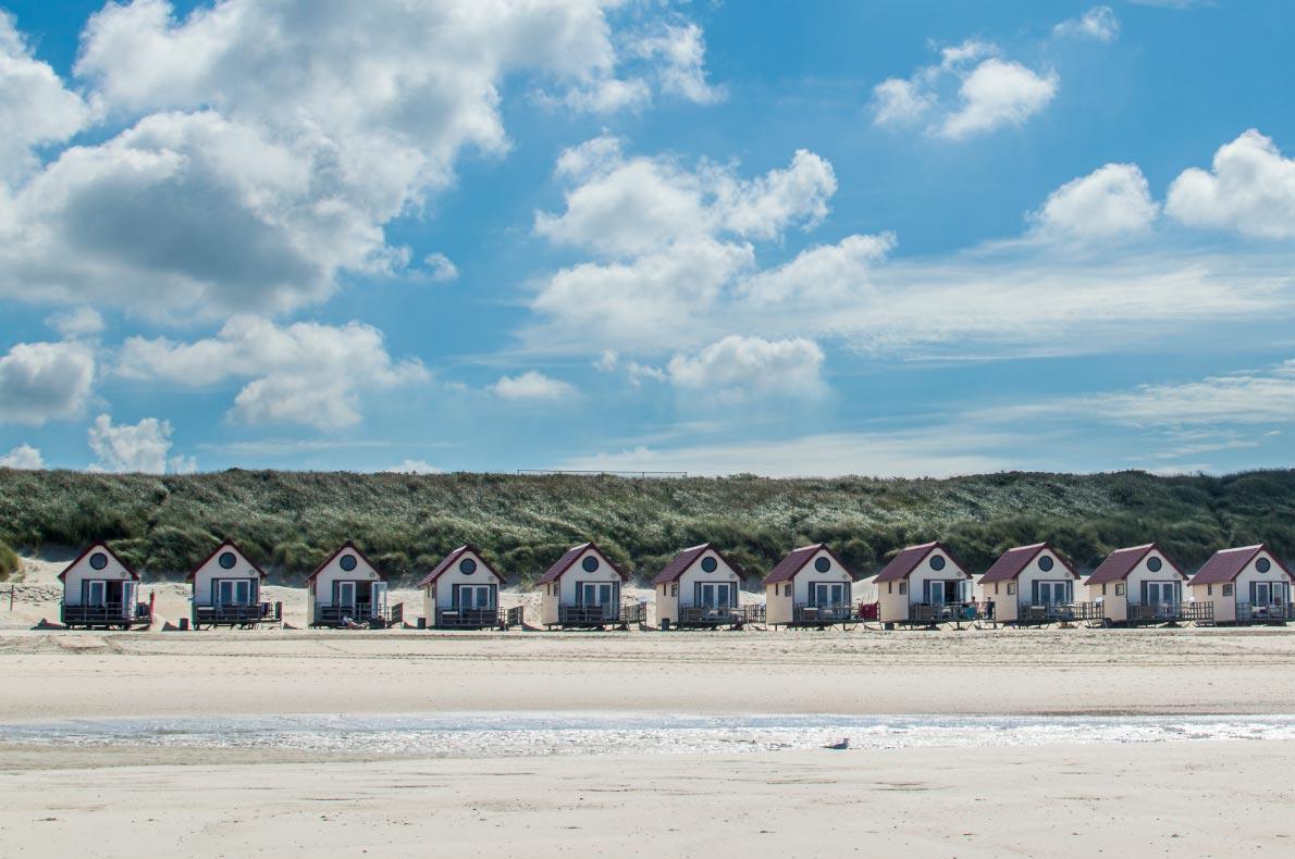 Best beaches in The Netherlands - Domburg - Copyright  Peter van Walsum - European Best Destinations