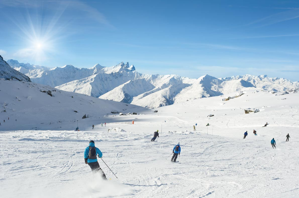 Best European Ski Resorts for Guaranteed Snow - Val Thorens - Copyright guruXOX  - European Best Destinations