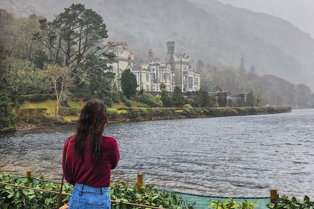 Best hidden gems in Ireland - Kylemore Abbey - Copyright  Julia Diemmer  - European Best Destinations