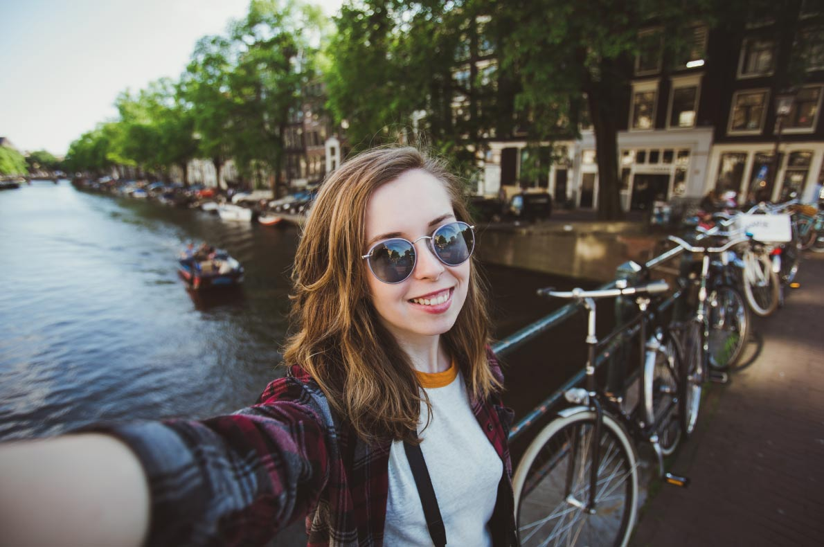 Best destinations for teenagers holidays in Europe - Amsterdam- Copyright c - European Best Destinations