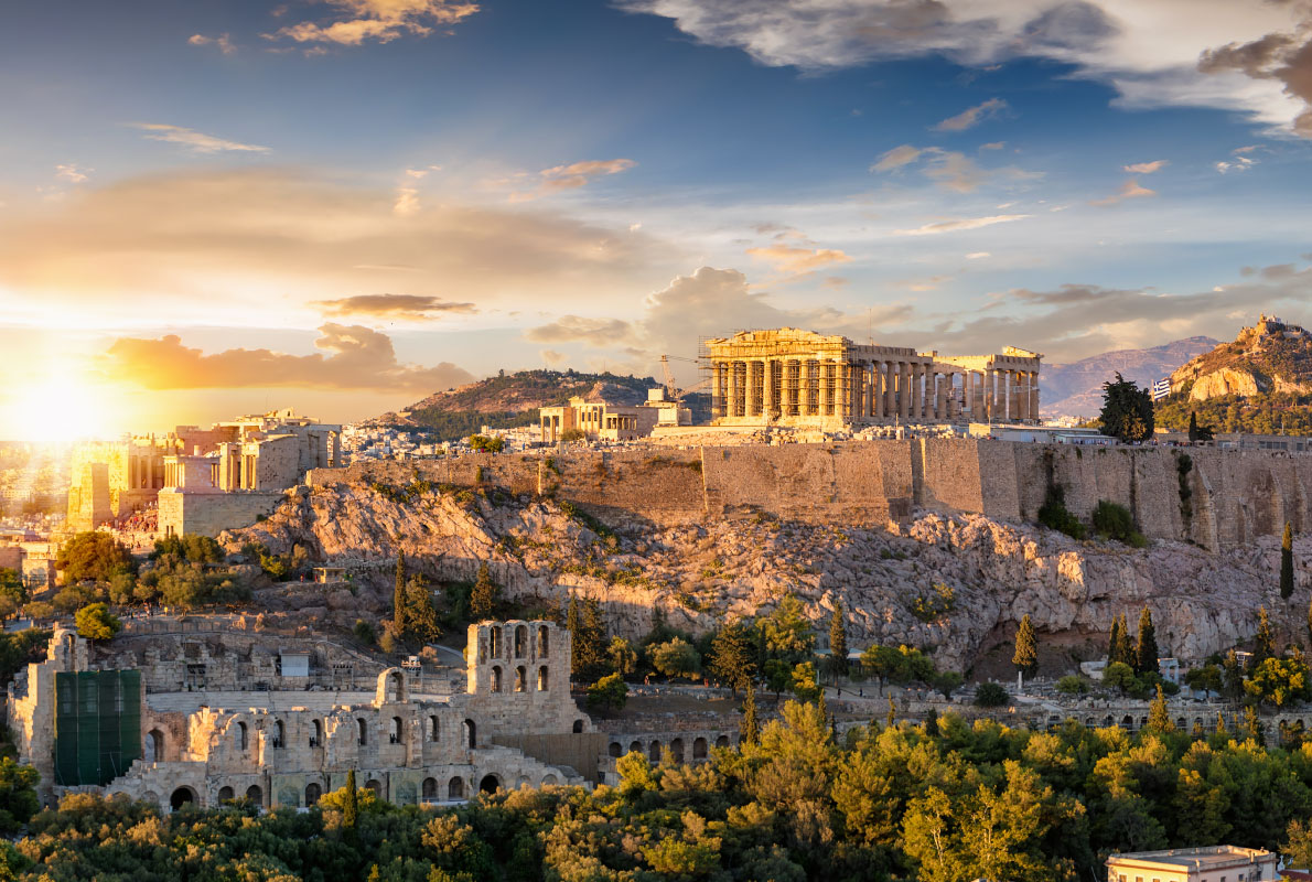 Seven wonders of Europe - The Acropolis - Copyright milosk50 - European Best Destinations