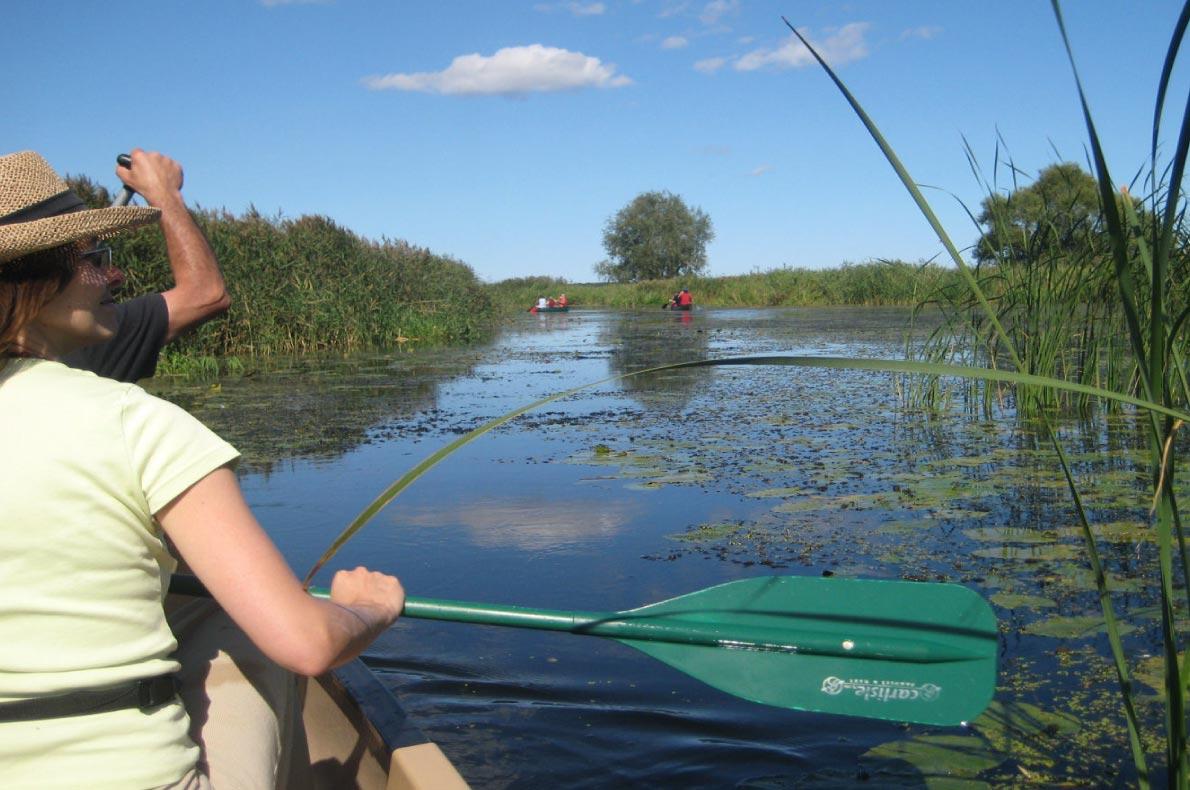 Best sustainable destinations for outdoor sports - Copyright Abenteuer Flusslandschaft - European Best Destinations