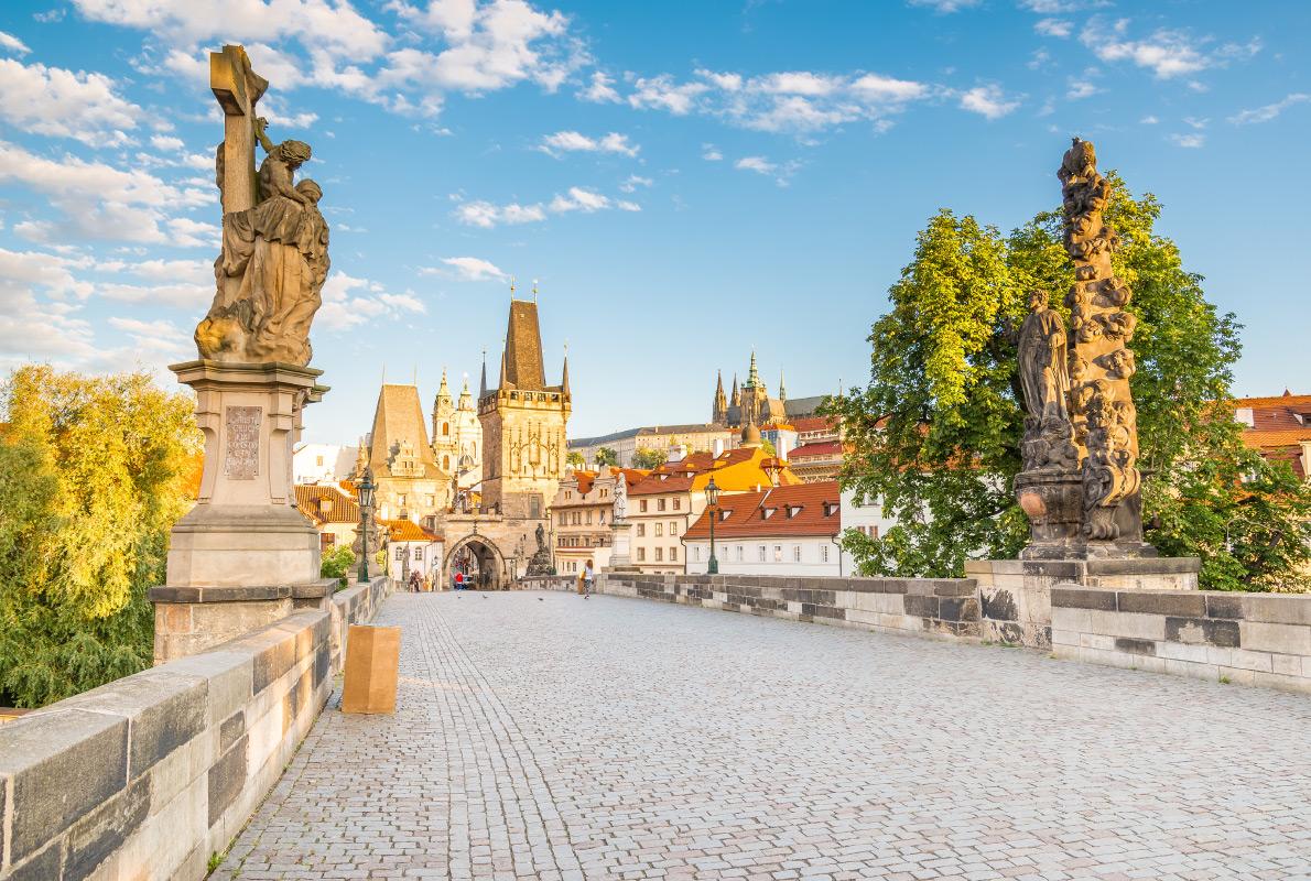 Prague - Best accessibility destinations in Europe - Copyright NaughtyNut - European Best Destinations