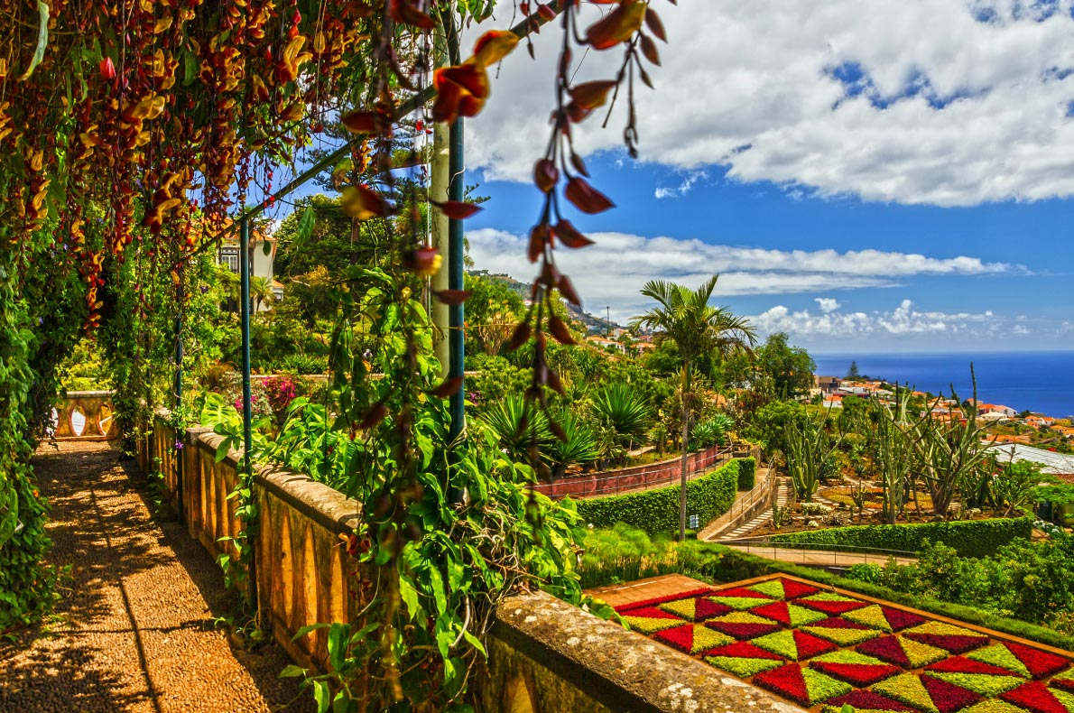 Covid-19-best-destinations-for-vaccinated-travellers-in-Europe-Madeira-Portugal