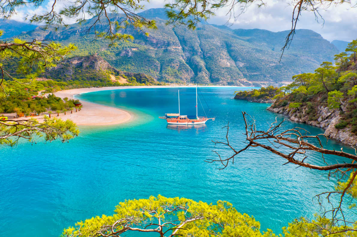 Best beaches in Turkey - Oludeniz beach - Copyright muratart- European Best Destinations