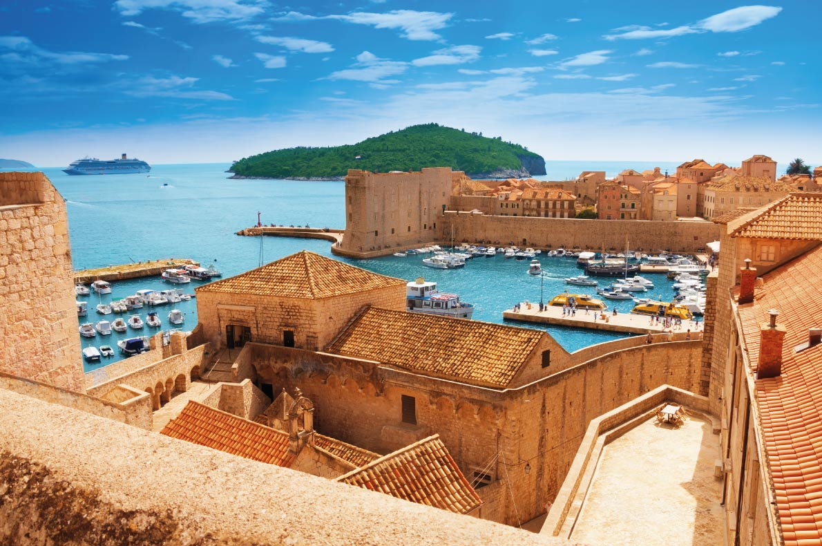Dubrovnik - Best medieval destinations in Europe - Copyright Sergey Novikov - European Best Destinations