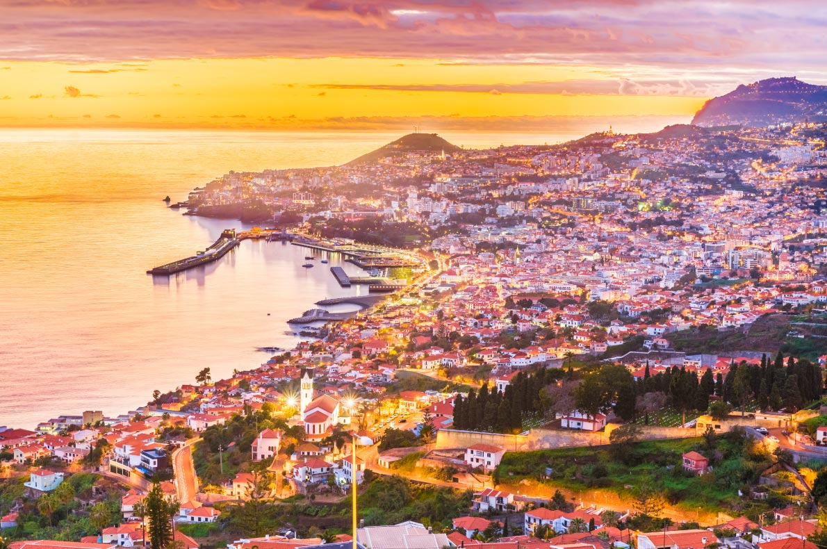 Best places to visit in Portugal - Funchal copyright  Filipe B. Varela - European Best Destinations