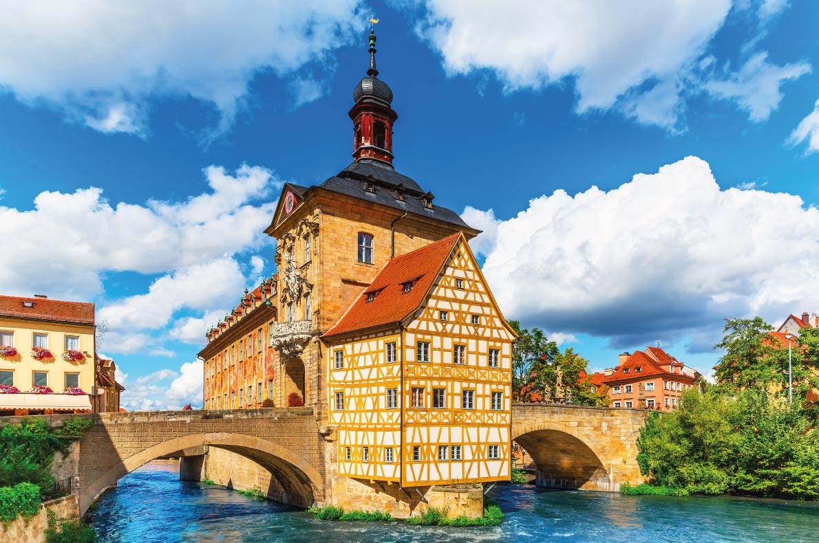 Bamberg - Best medieval destinations in Europe - Copyright Oleksiy Mark - European Best Destinations