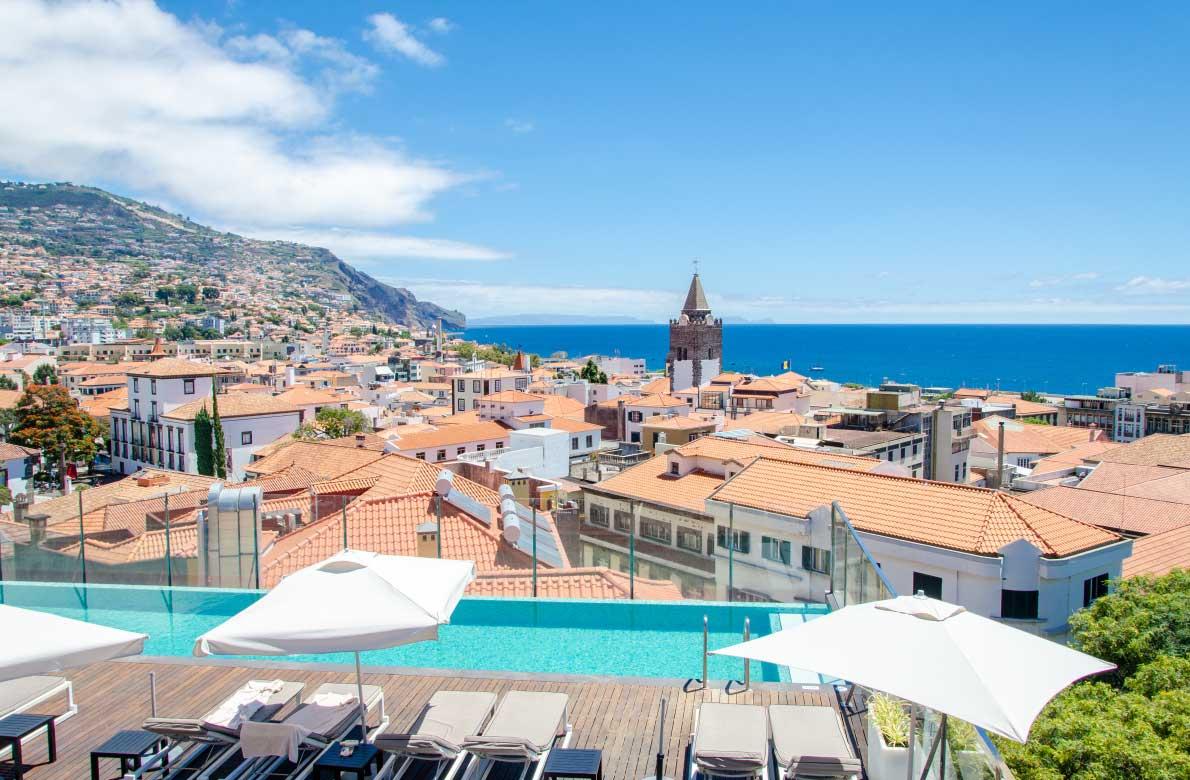 Funchal-Madeira-winter-sun