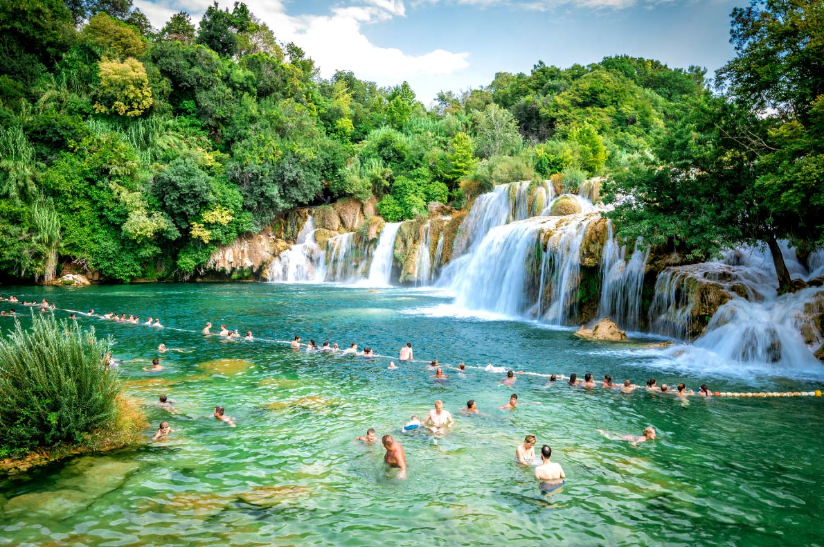 Best natural treasures in Croatia - Krka National Park - Copyright  Ajan Alen - European Best Destinations