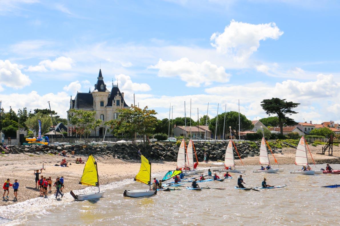 Best sustainable destinations for outdoor sports in Europe - Rochefort Océan - Copyright  Julie Paulet   - European Best Destinations